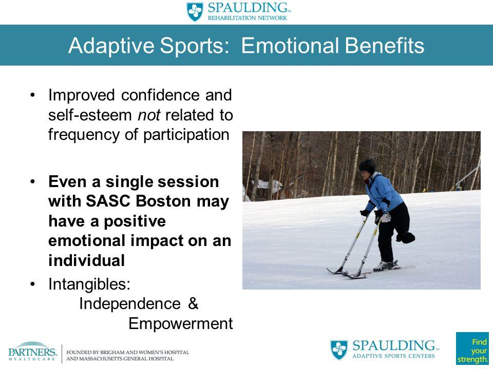 Adaptive Sports: Emotional Benefits