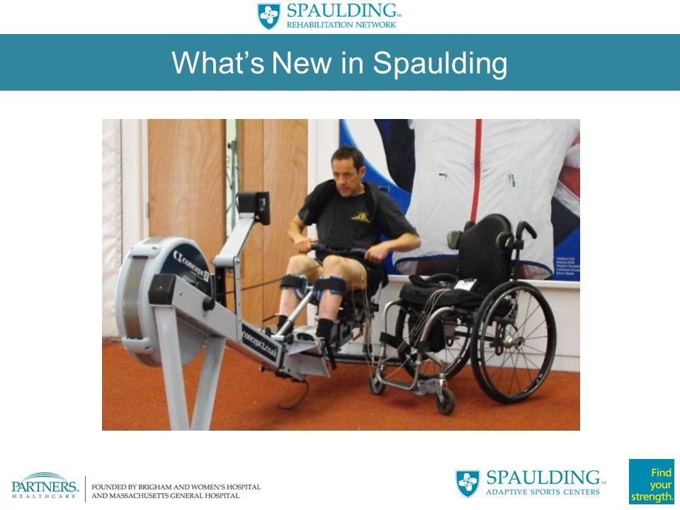 What's New in Spaulding