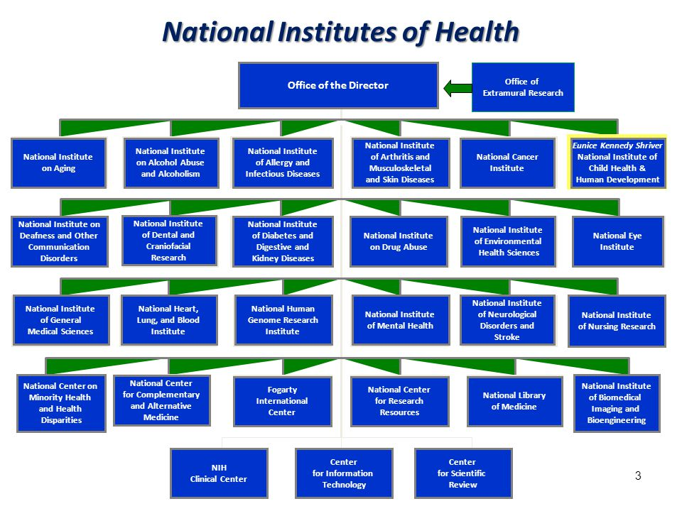 National Institutes of Health Eunice Kennedy Shriver
