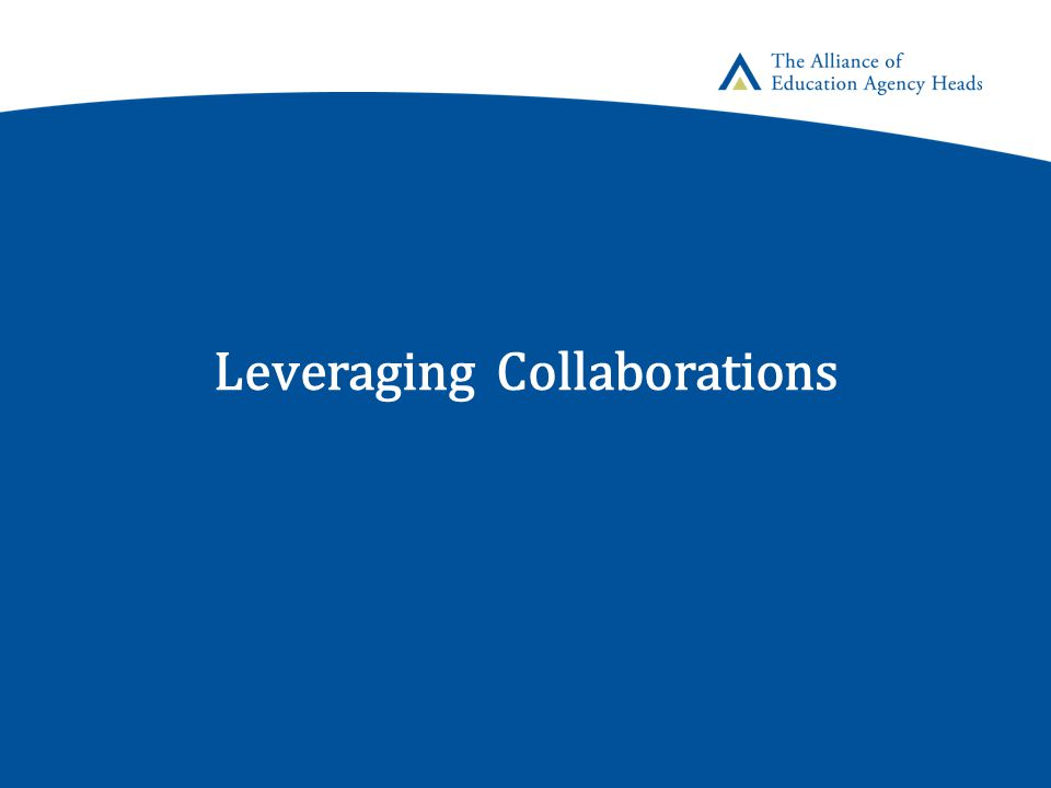 Leveraging Collaborations