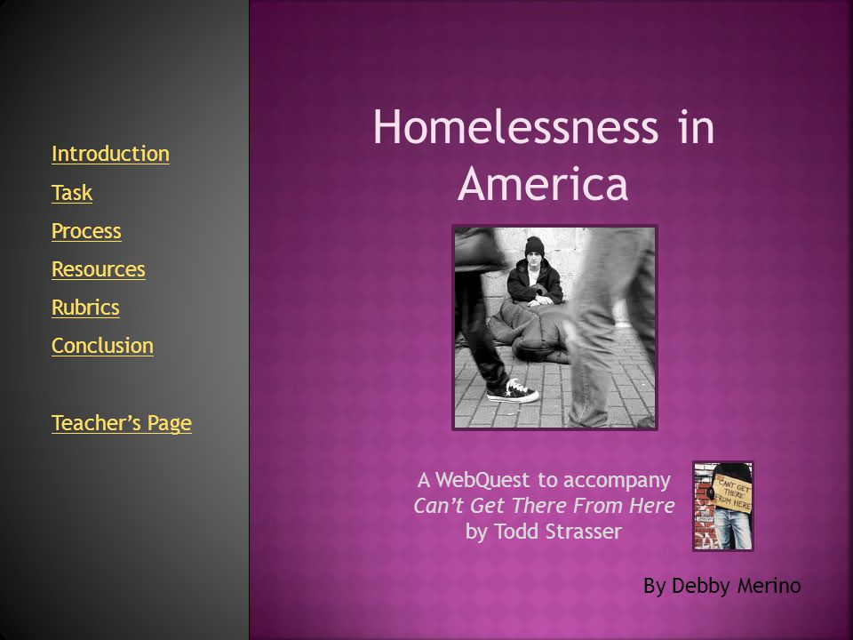 Homelessness in America
