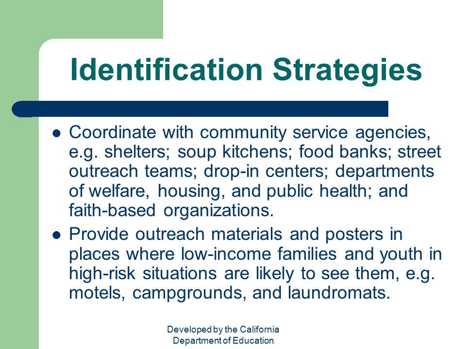 Identification Strategies