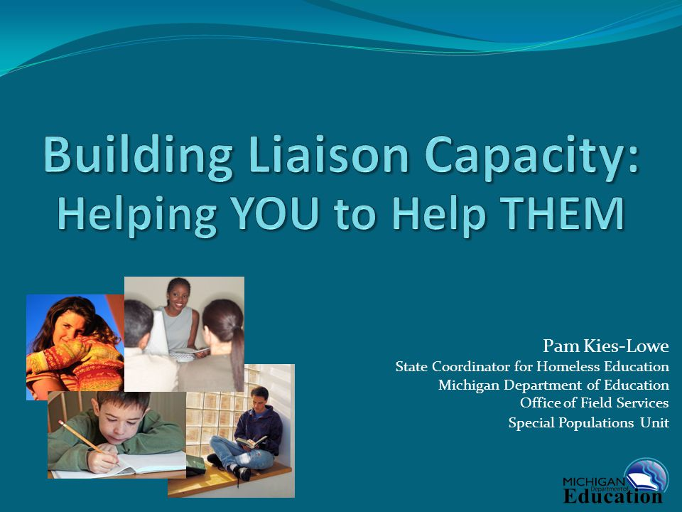 Building Liaison Capacity: Helping YOU to Help THEM