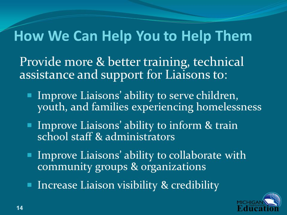 How We Can Help You to Help Them