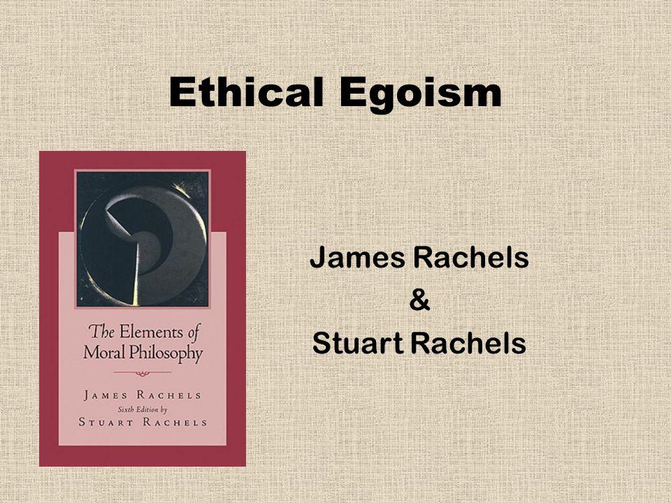 James Rachels & Stuart Rachels