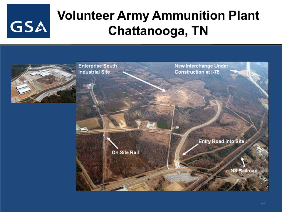 Volunteer Army Ammunition Plant