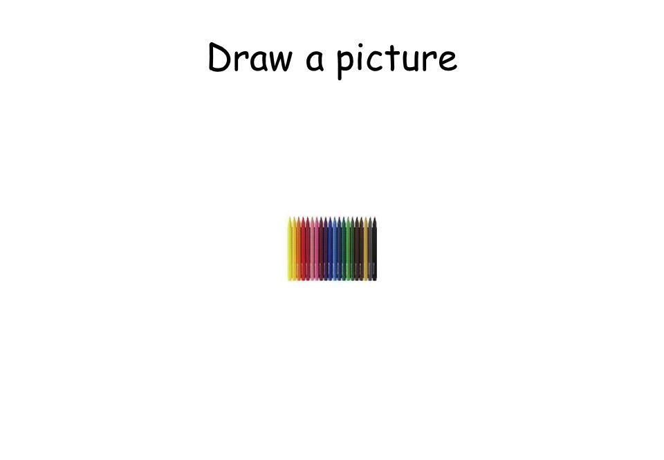 Draw a picture