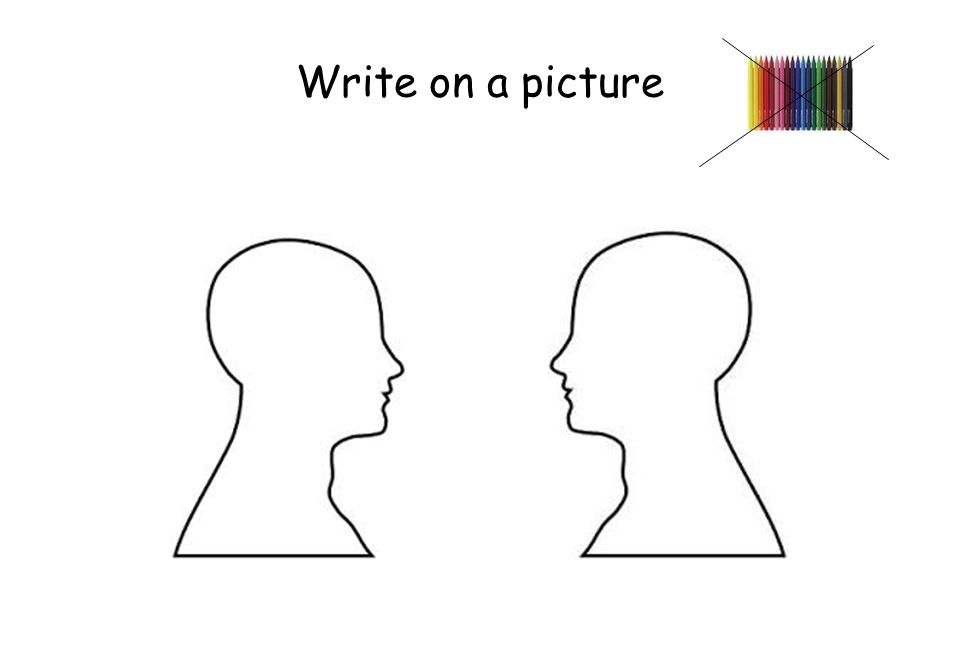 Write on a picture
