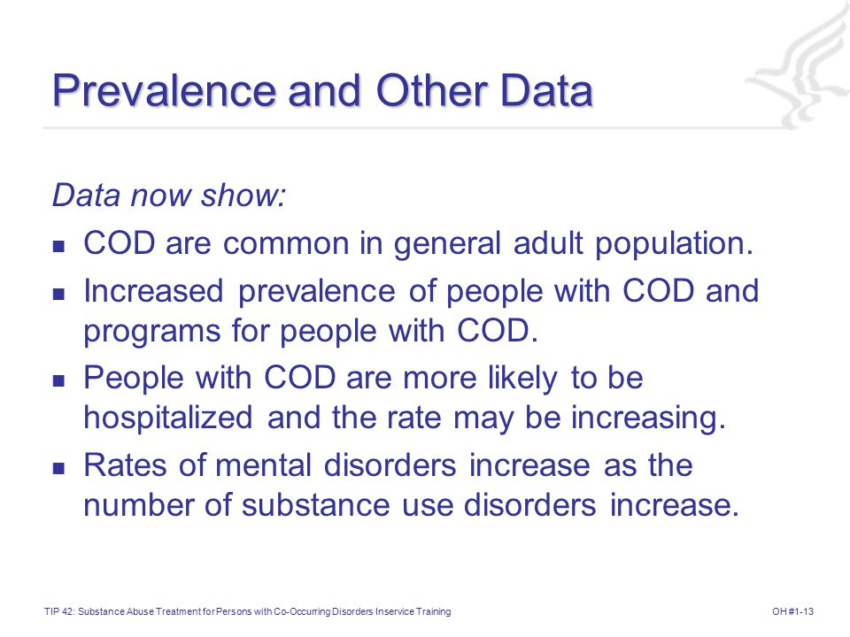 Prevalence and Other Data