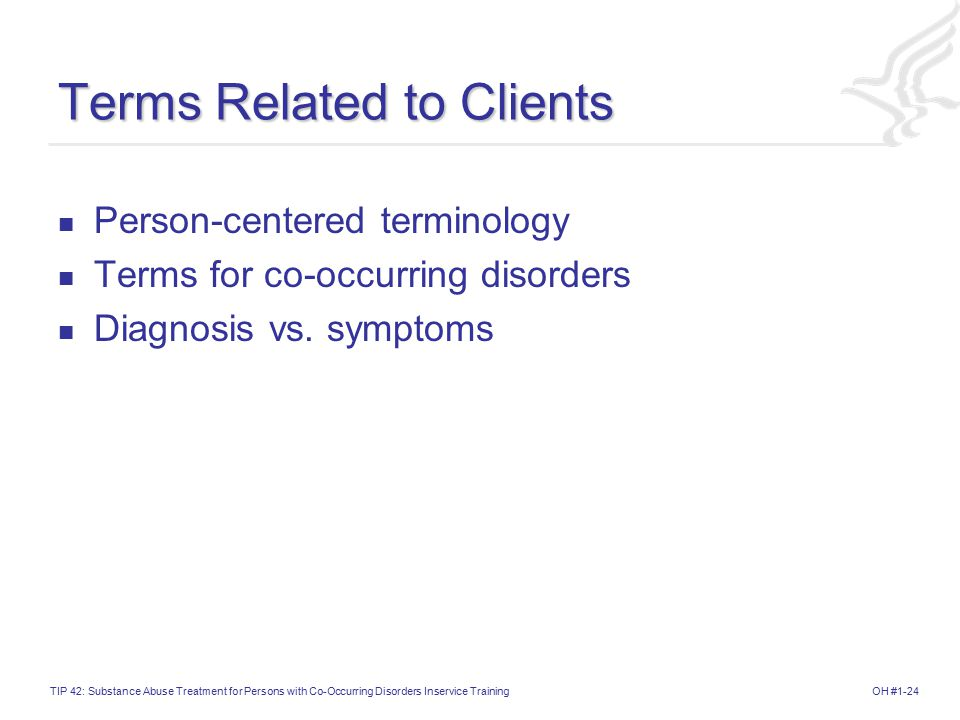 Terms Related to Clients