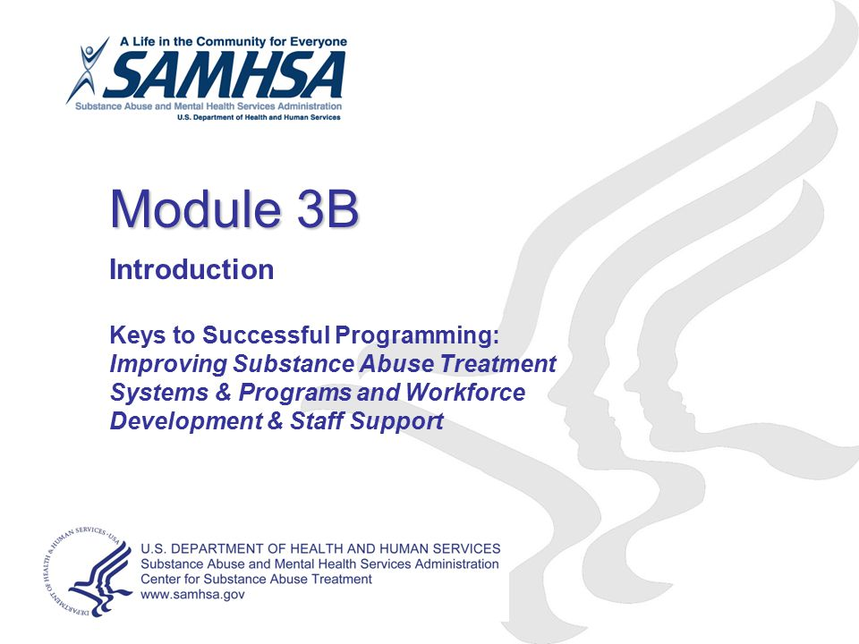 Module 3B Introduction Keys to Successful Programming: