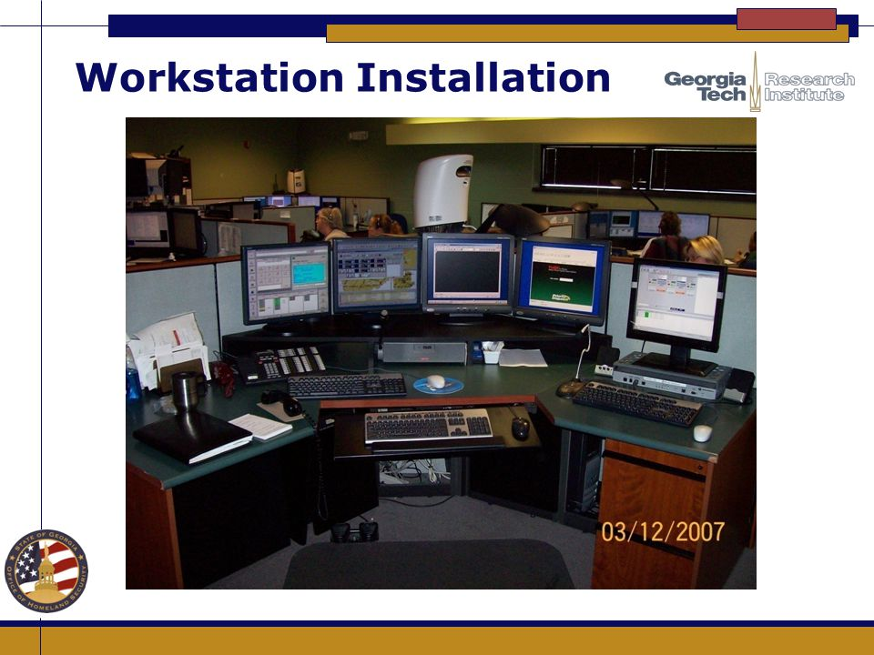 Workstation Installation