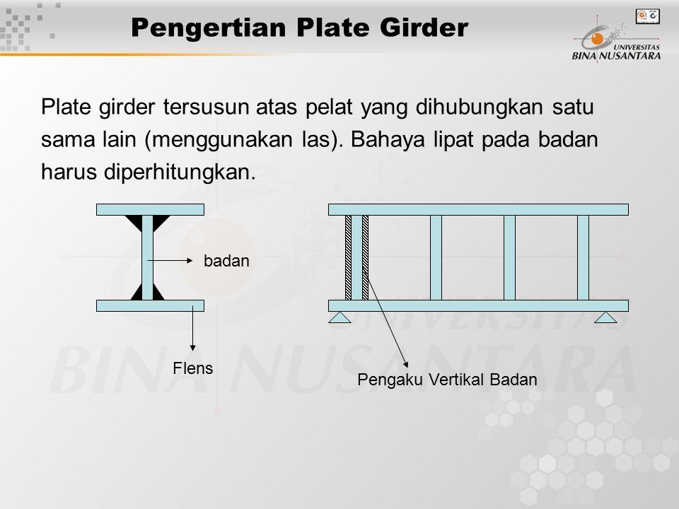Pengertian Plate Girder