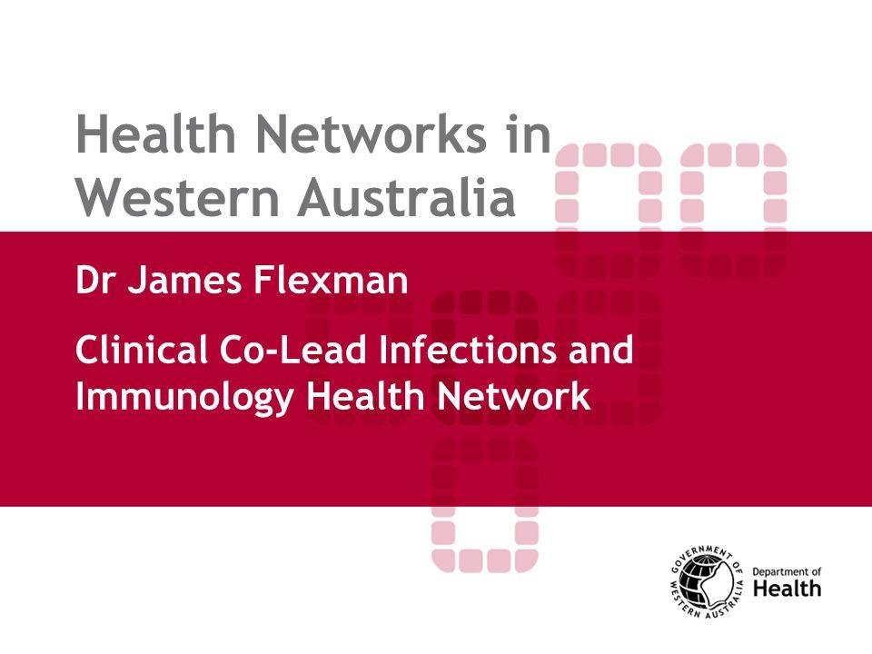 Health Networks in Western Australia