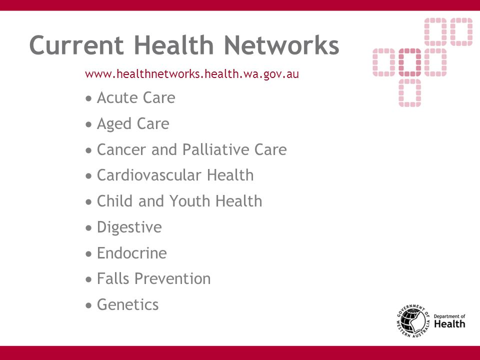 Current Health Networks