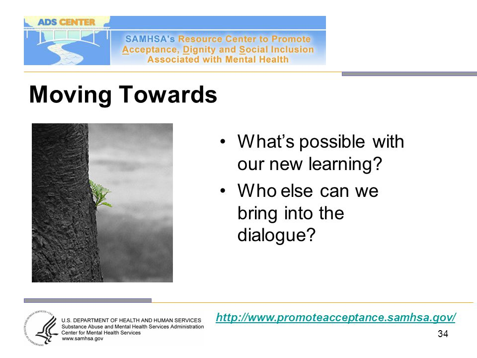 Moving Towards What's possible with our new learning