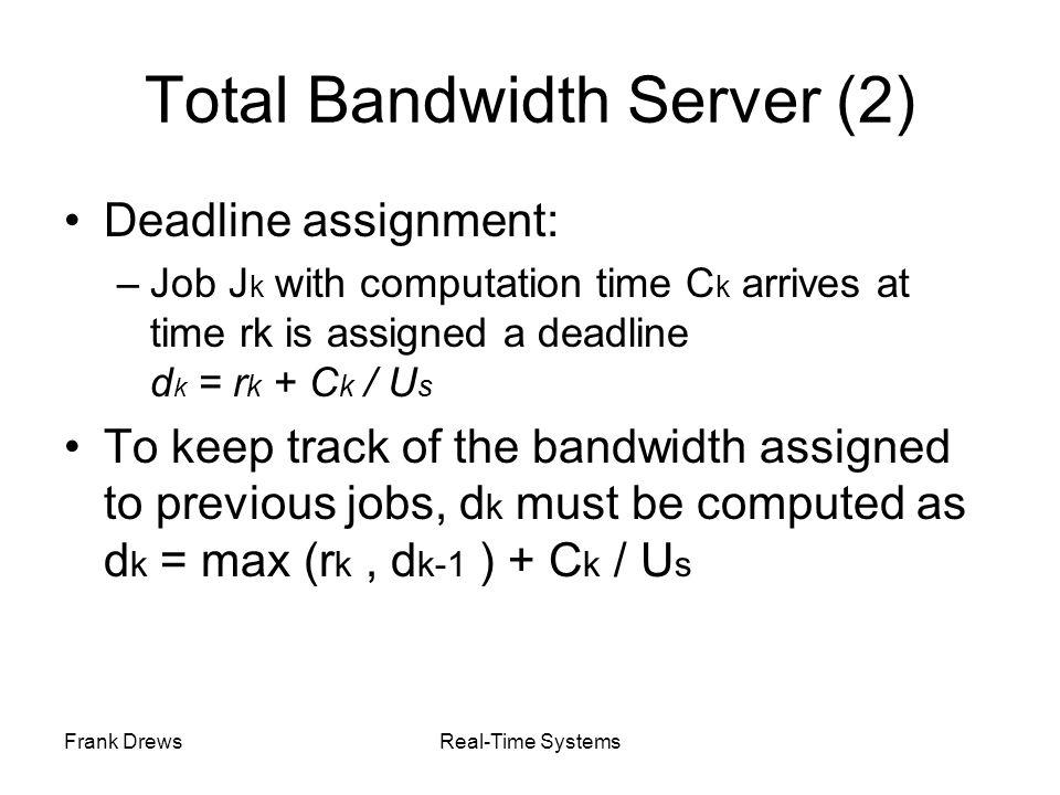 Total Bandwidth Server (2)
