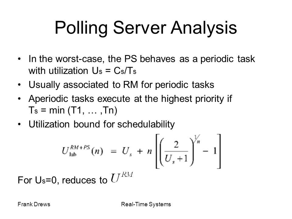 Polling Server Analysis