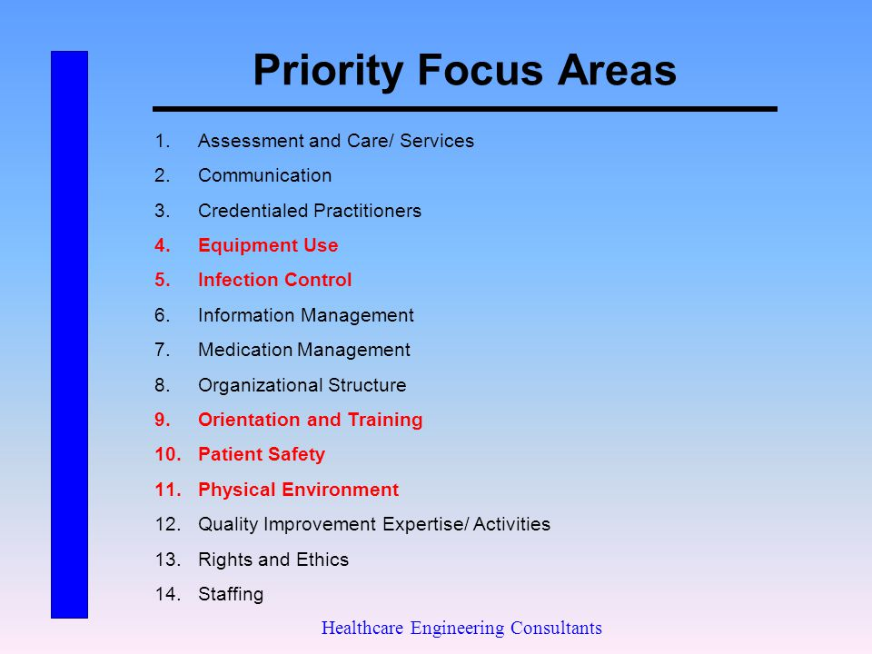 Healthcare Engineering Consultants