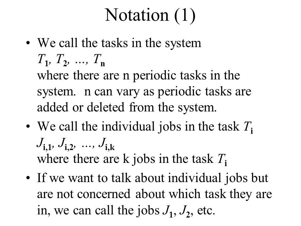 Notation (1)