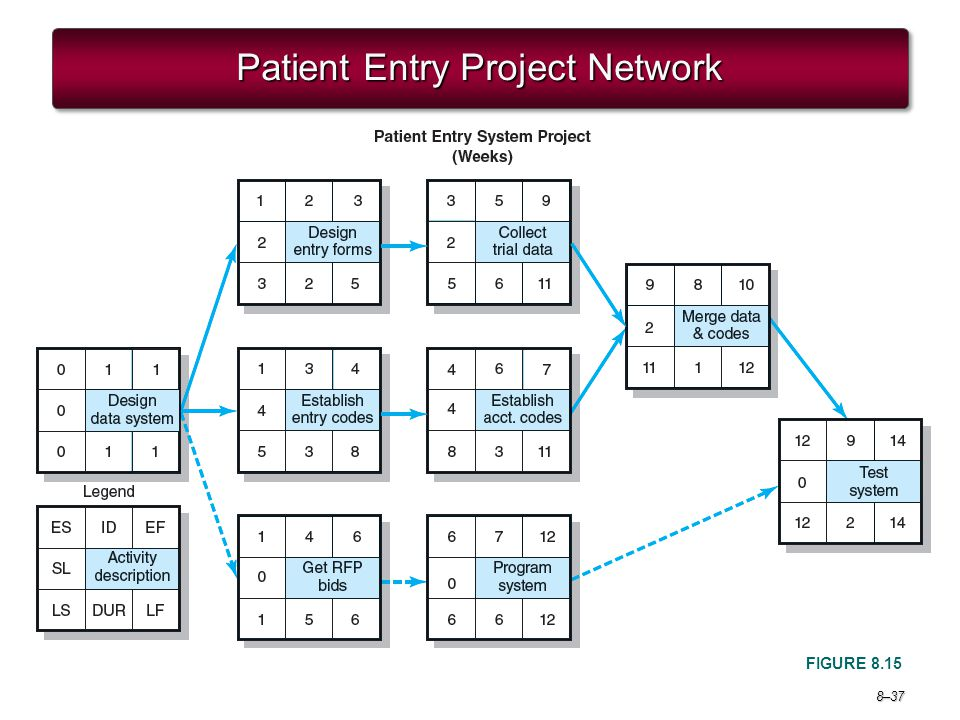 Patient Entry Project Network