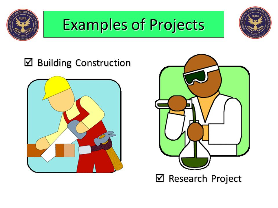 Examples of Projects Building Construction Research Project
