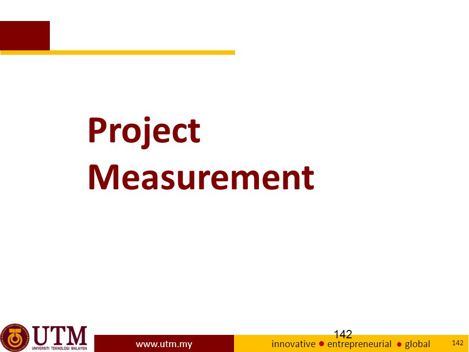 Project Measurement