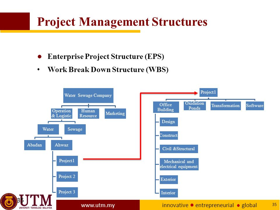 Project Management Structures