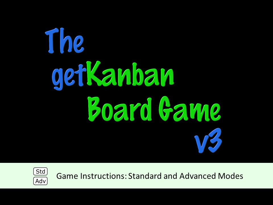 Game Instructions: Standard and Advanced Modes