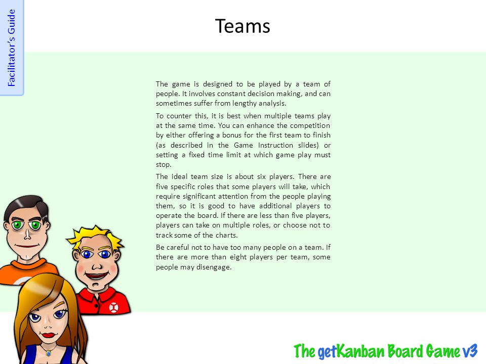 Teams Facilitator's Guide