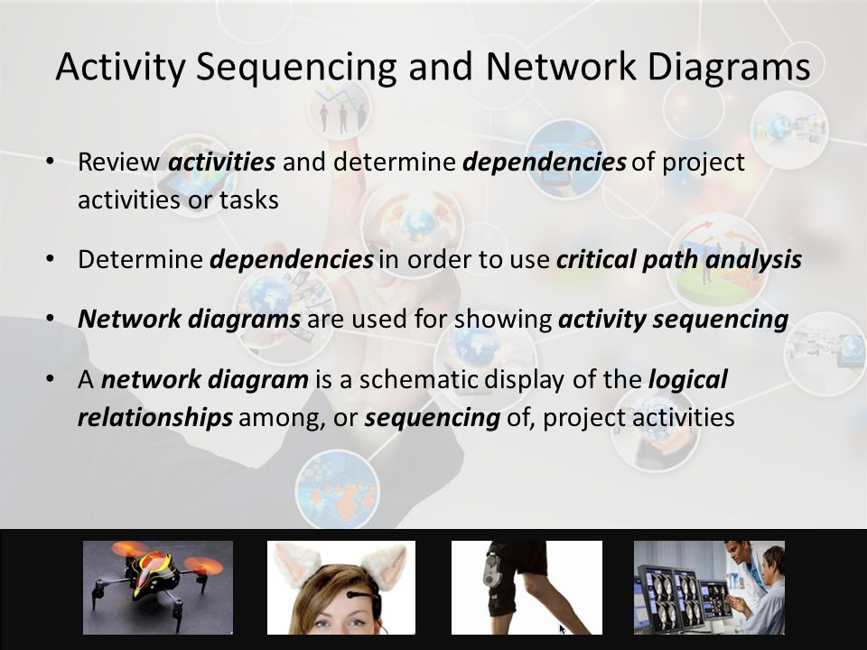 Activity Sequencing and Network Diagrams