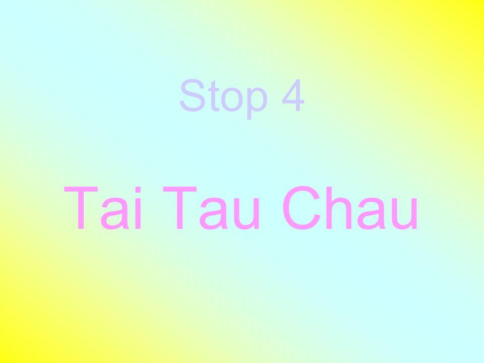 Stop 4 Tai Tau Chau