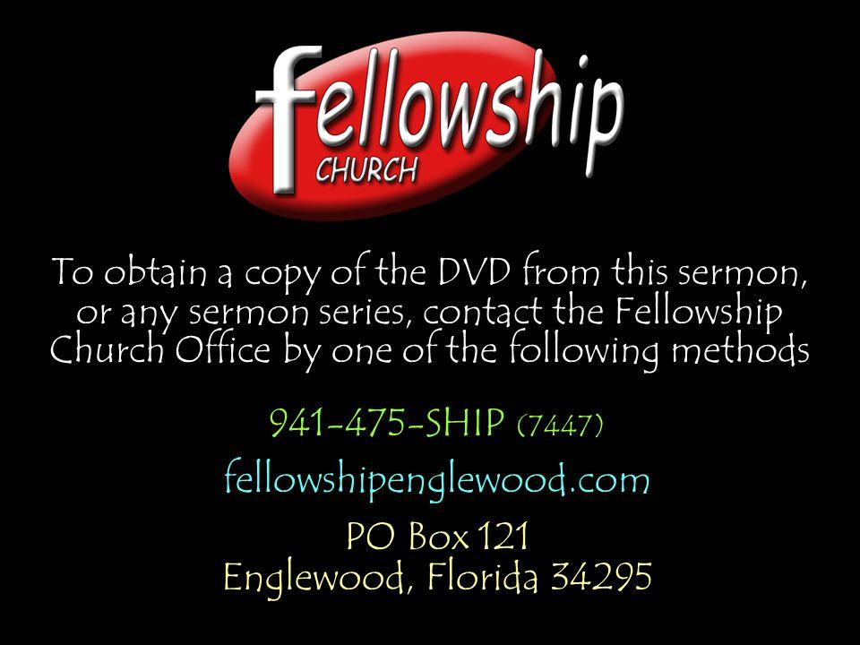 PO Box 121 Englewood, Florida 34295