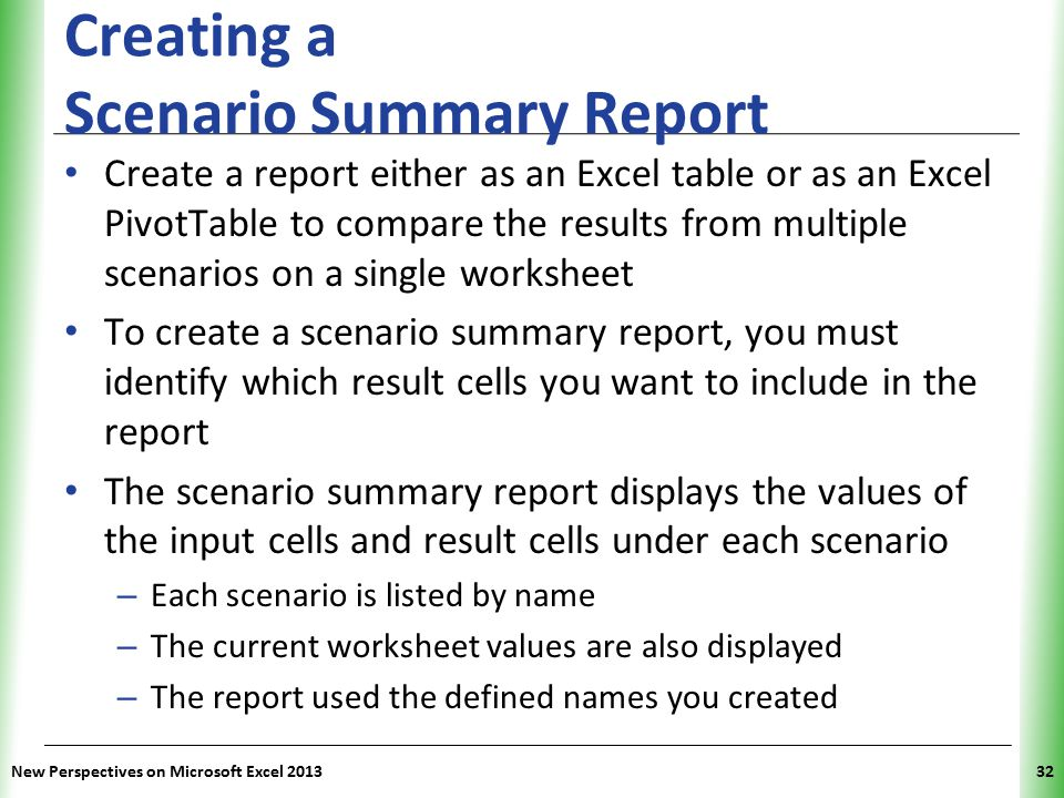 how to create a summary report in access 2013