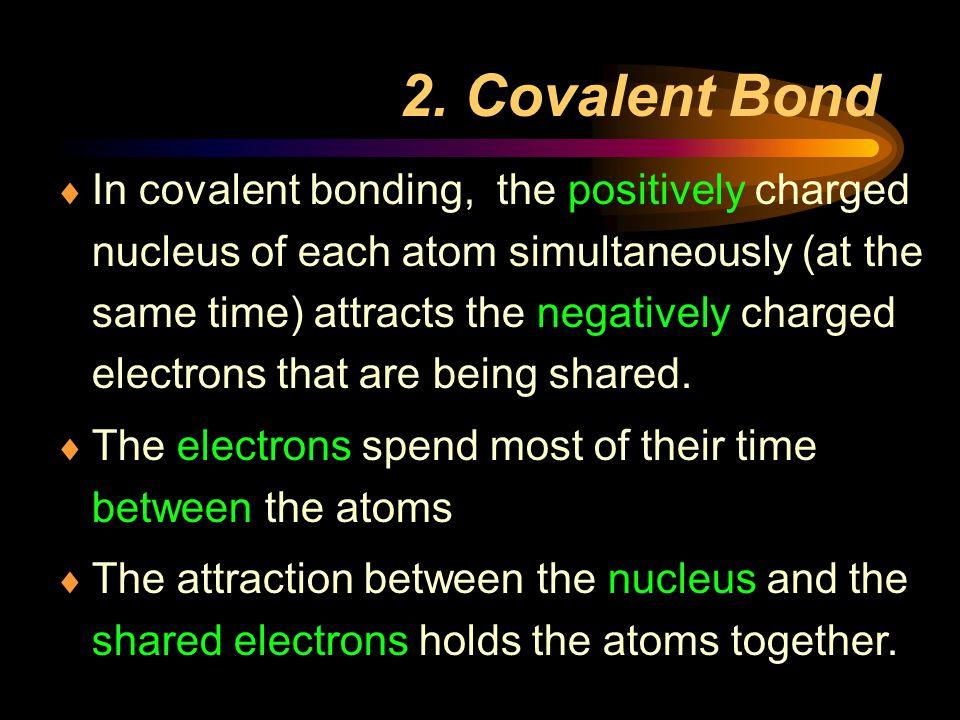 2. Covalent Bond