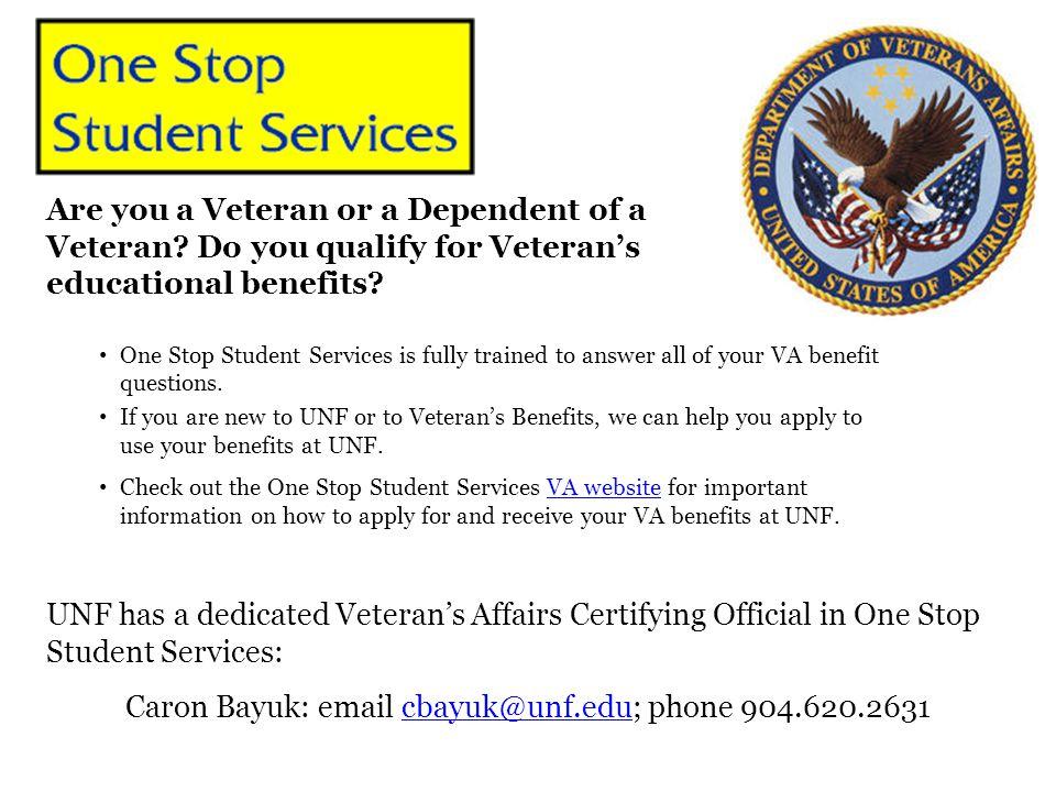 Caron Bayuk: email cbayuk@unf.edu; phone 904.620.2631