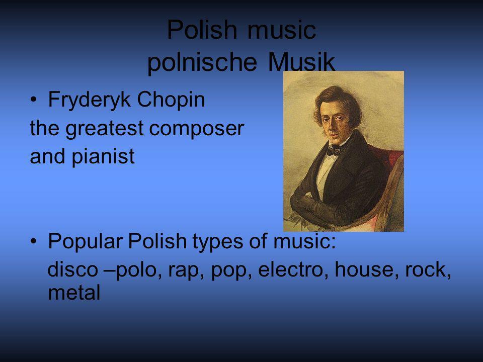 Polish music polnische Musik