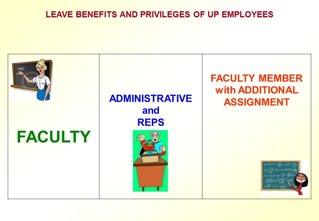FACULTY FACULTY MEMBER with ADDITIONAL ASSIGNMENT ADMINISTRATIVE and