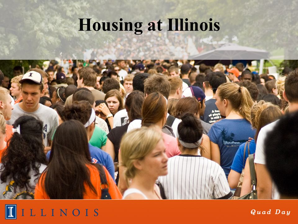 Housing at Illinois