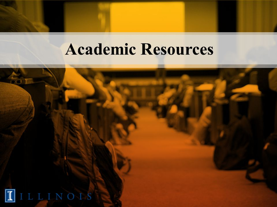 Academic Resources