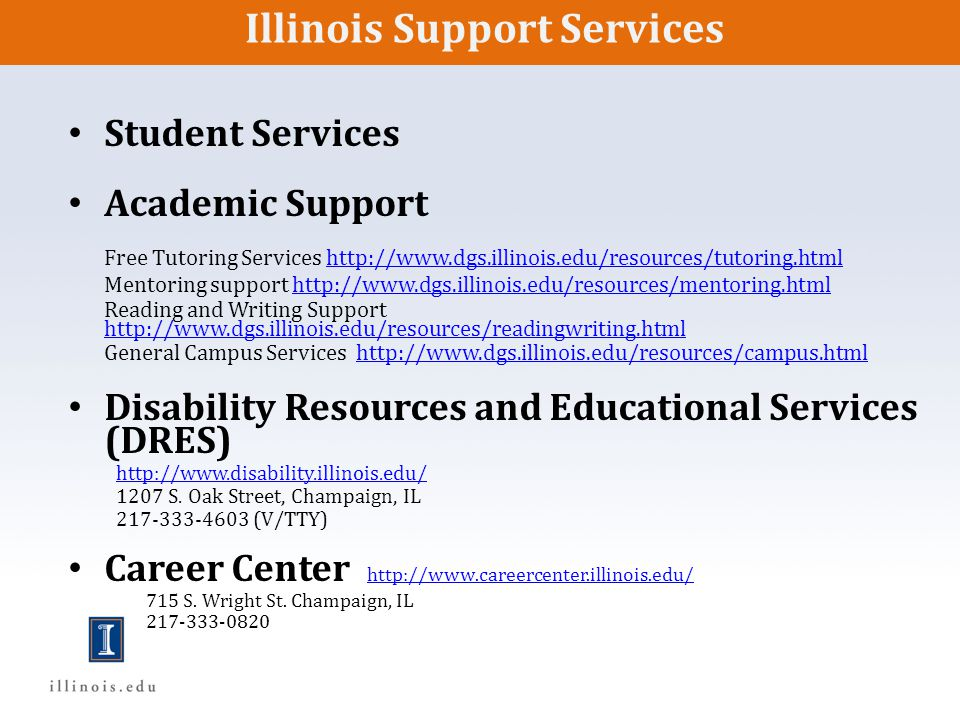 Illinois Support Services