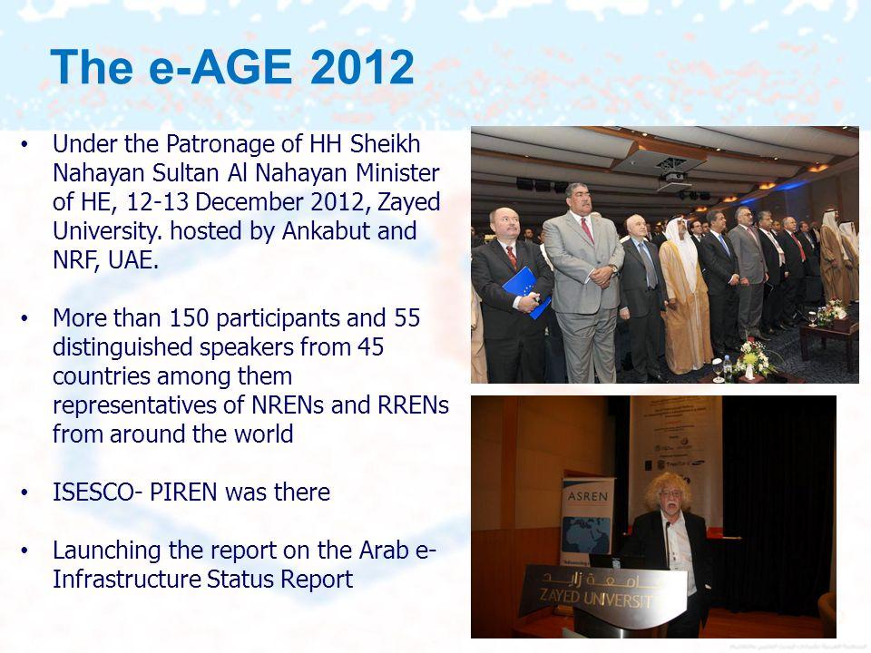 The e-AGE 2012