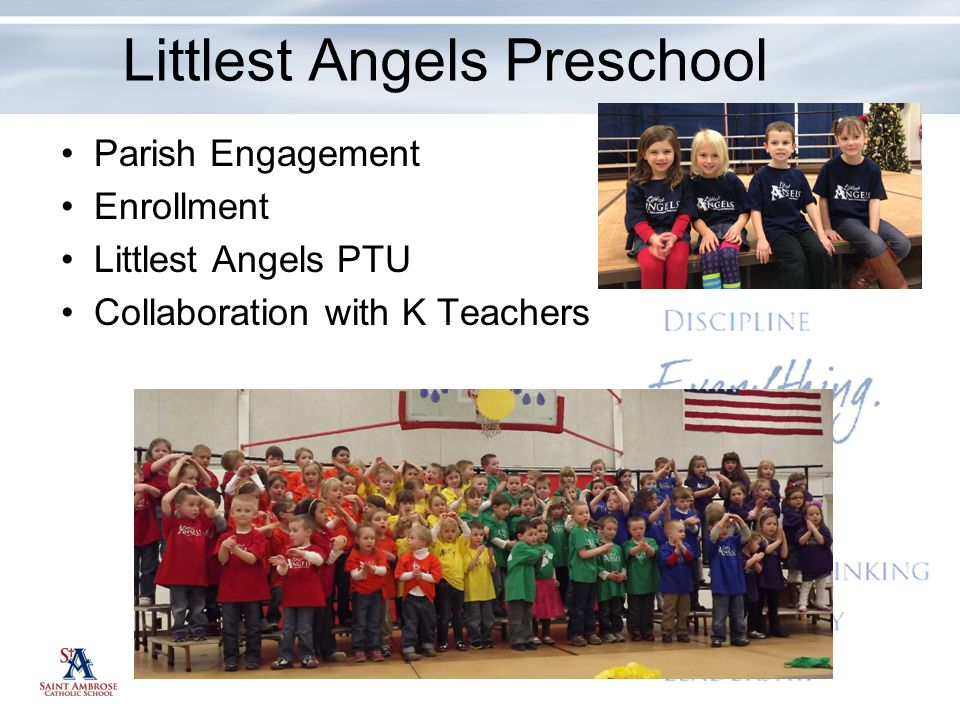 Littlest Angels Preschool