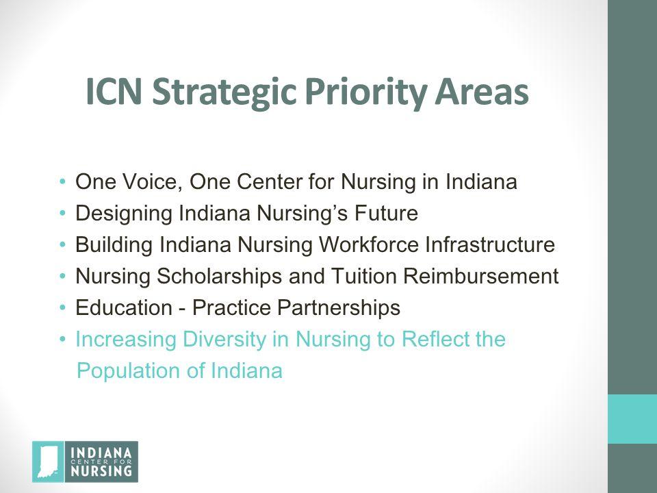 ICN Strategic Priority Areas