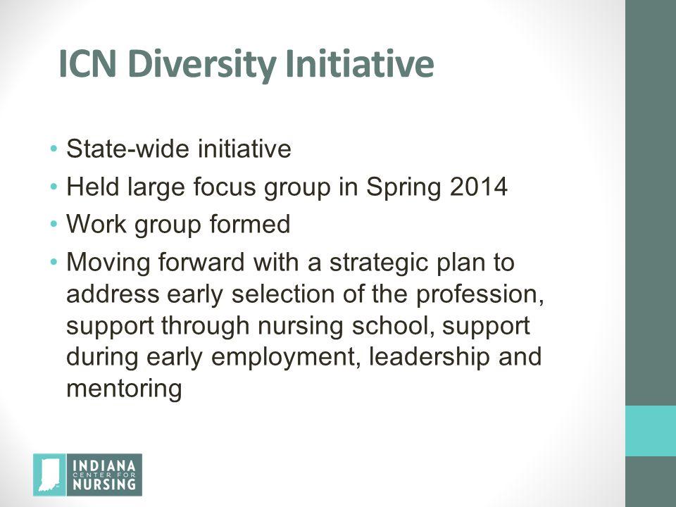 ICN Diversity Initiative