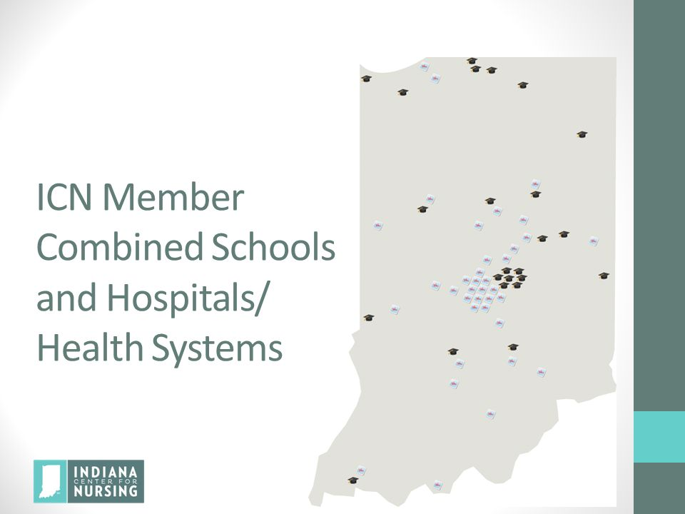 ICN Member Combined Schools and Hospitals/ Health Systems