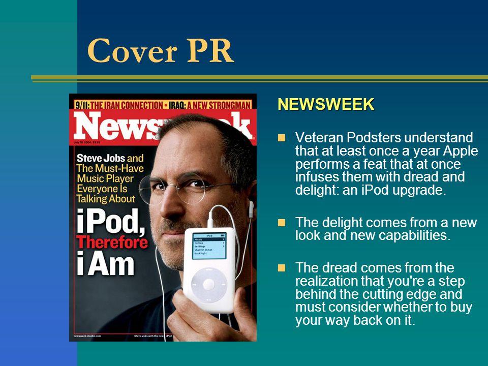 Cover PR NEWSWEEK.