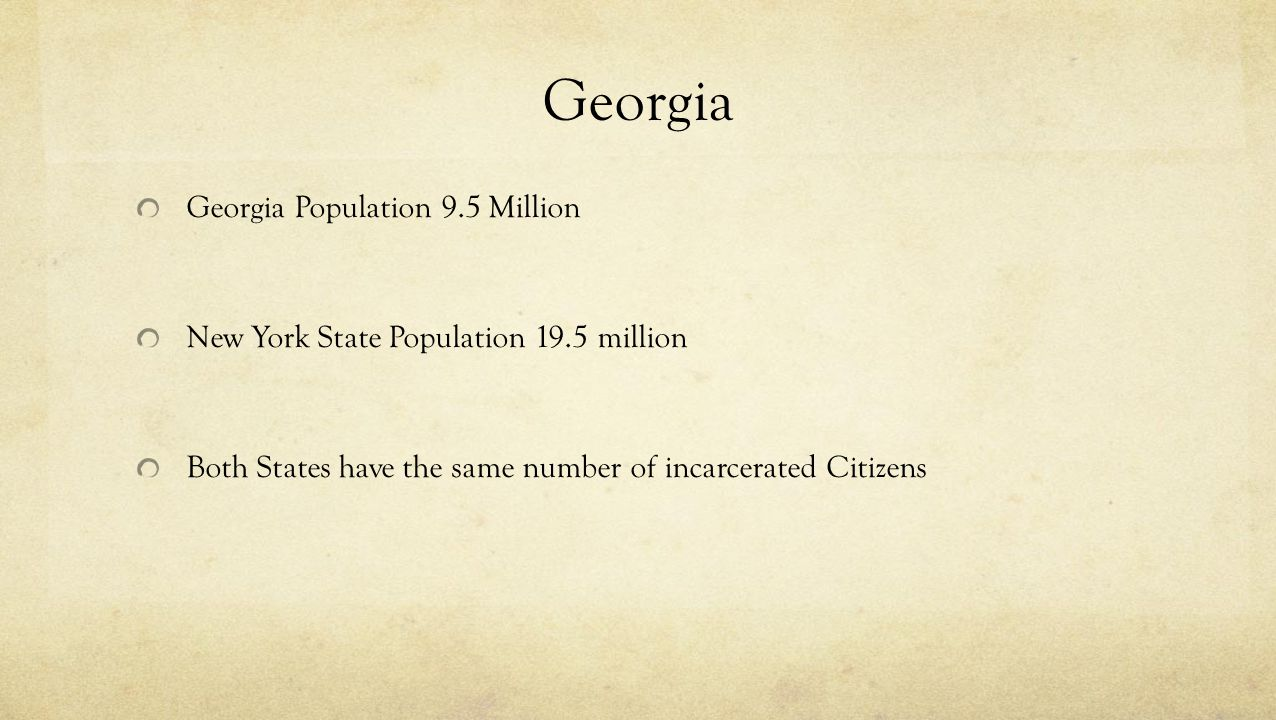 Georgia Georgia Population 9.5 Million