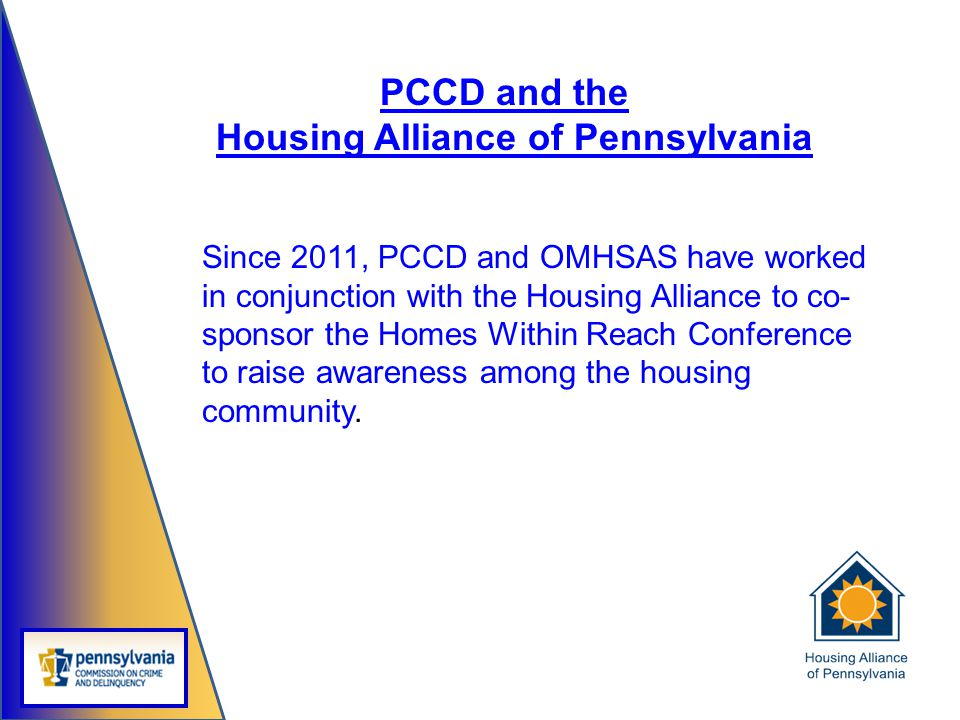 Housing Alliance of Pennsylvania