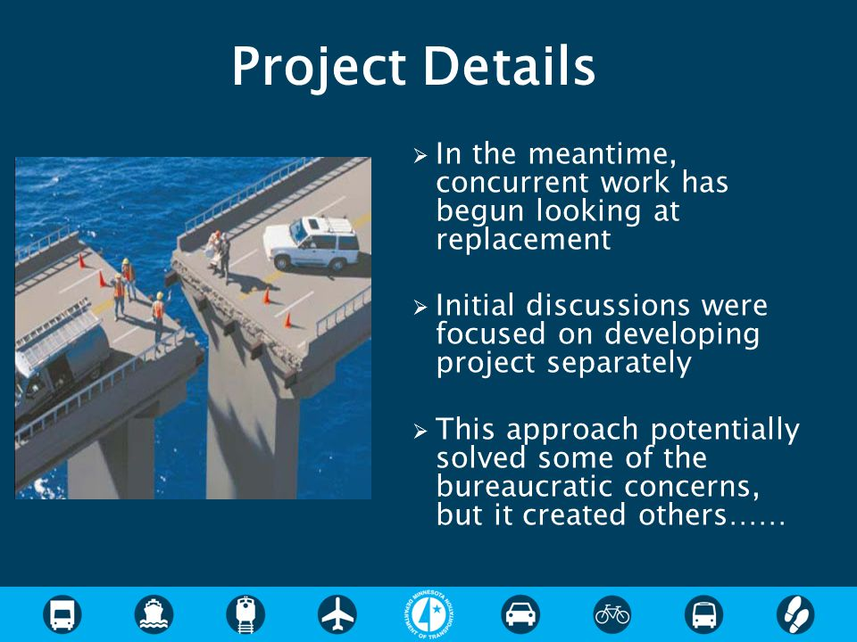 Project Details In the meantime, concurrent work has begun looking at replacement.